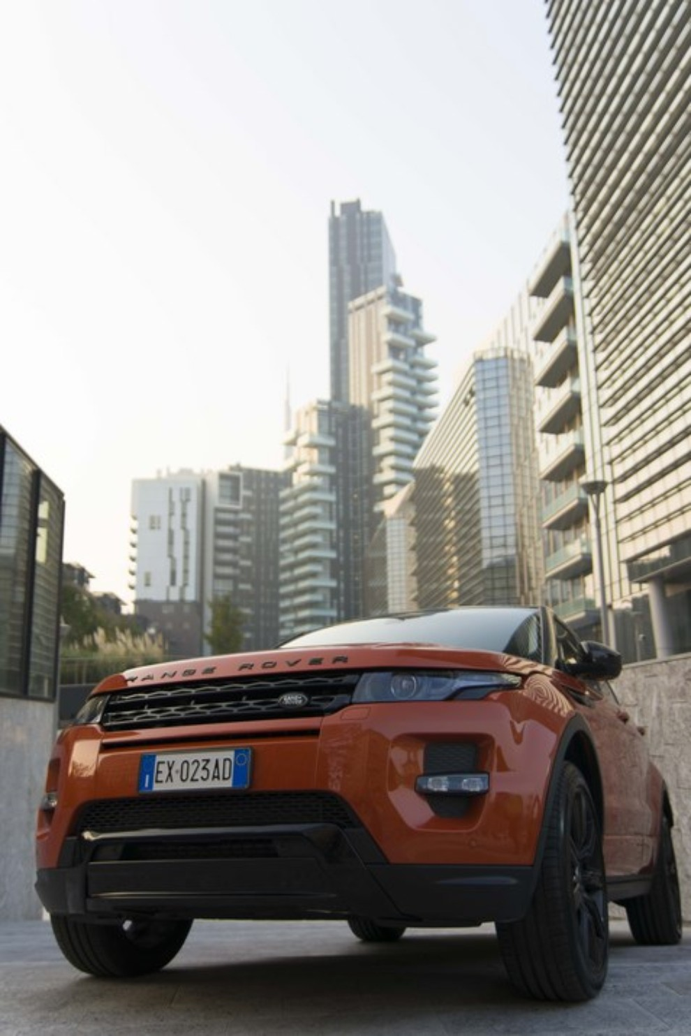 Land Rover New Discovery By Invitation Only Roma – Milano - Foto 7 di 12