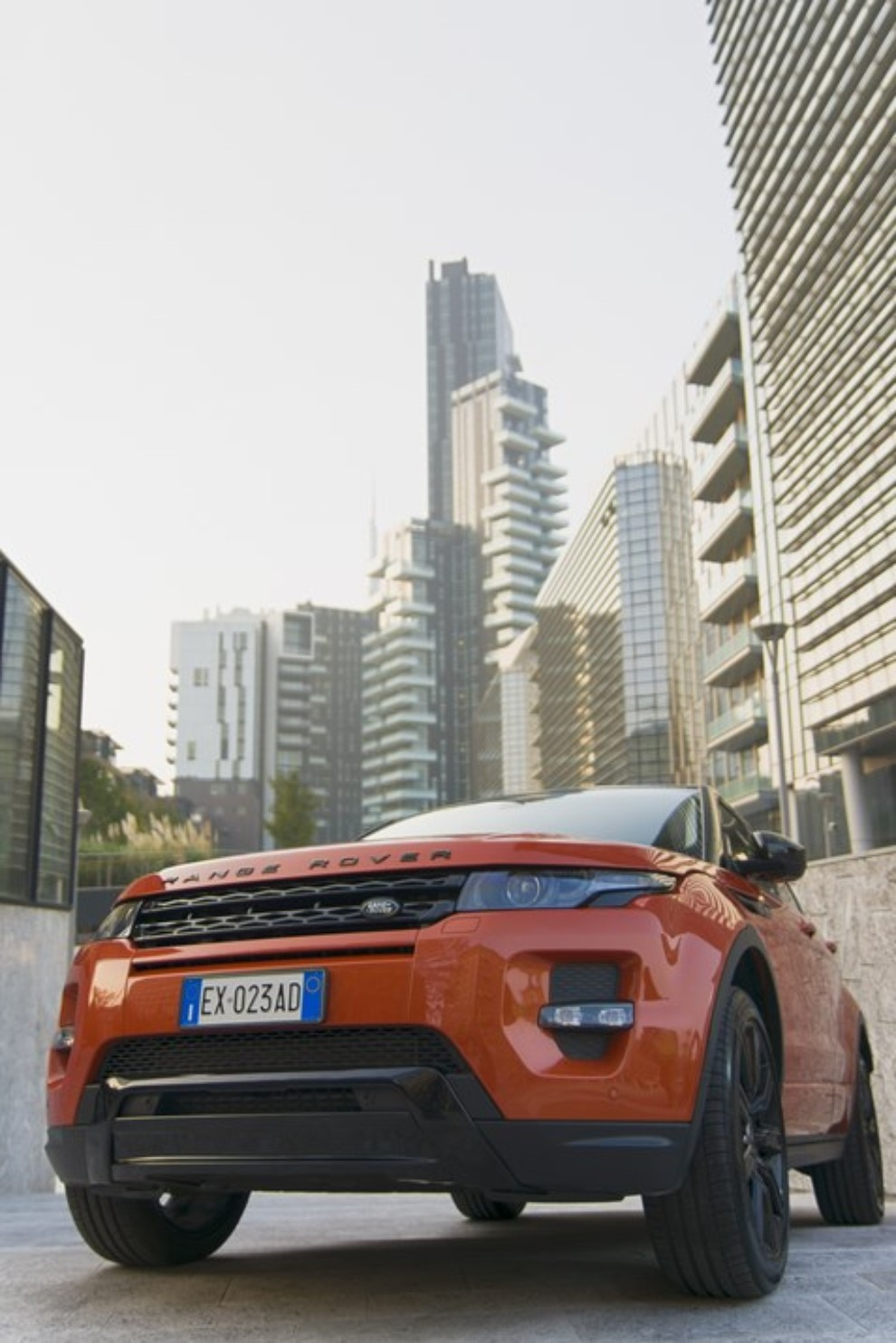 Land Rover New Discovery By Invitation Only Roma – Milano - Foto 8 di 12