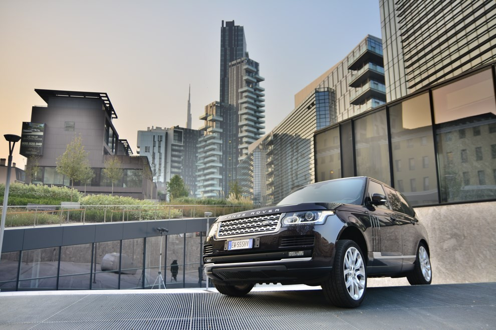 Land Rover New Discovery By Invitation Only Roma – Milano - Foto 3 di 12