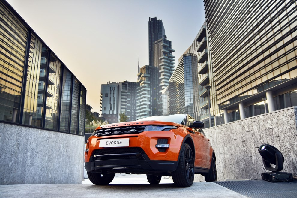 Land Rover New Discovery By Invitation Only Roma – Milano - Foto 4 di 12