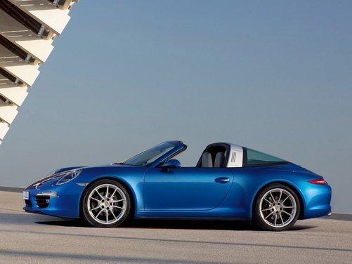Porsche  911 Targa, Cayman GTS e Macan S Diesel vincono il Volante d'Oro 2014 e vende oltre 150.000 sportive in 10 mesi!