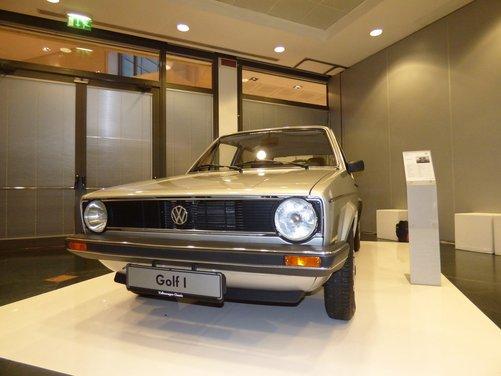 Golf Parade: la Volkswagen Golf compie i suoi primi 40 anni