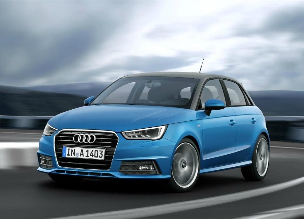 Nuova Audi A1 i prezzi e gli allestimenti - Foto 4 di 10