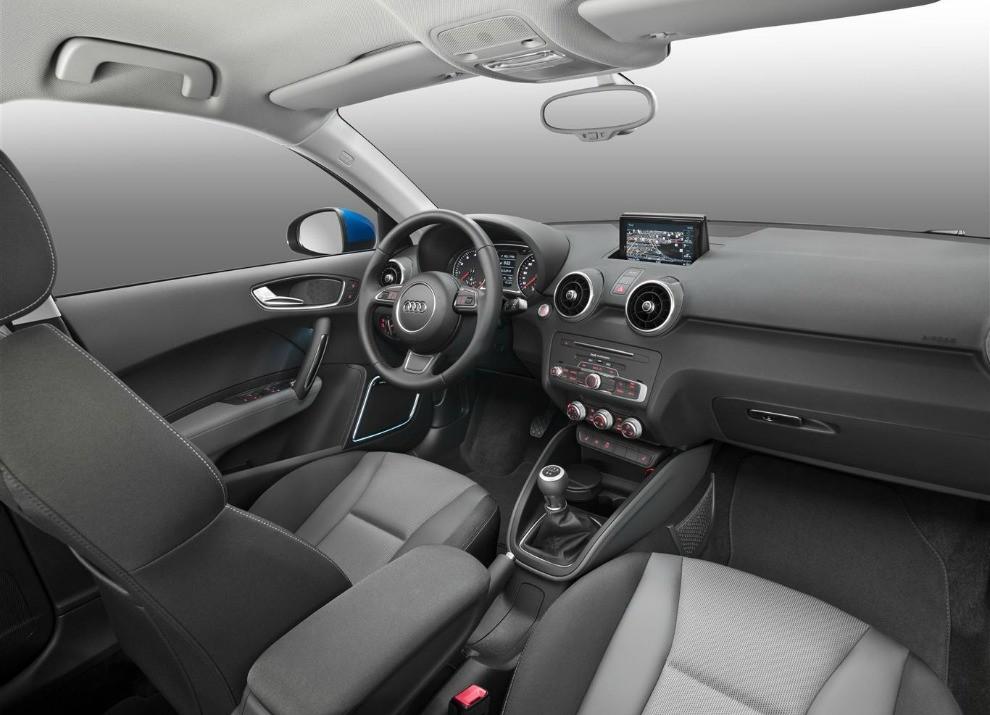 Nuova Audi A1 i prezzi e gli allestimenti - Foto 9 di 10