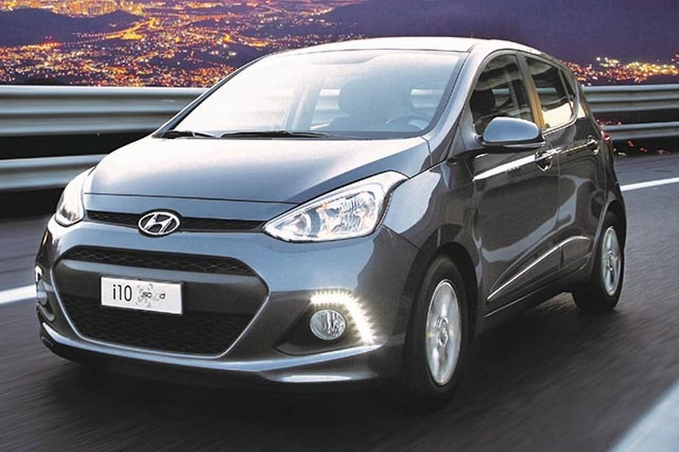 Nuova Hyundai i10 Sound Edition - Foto 1 di 3