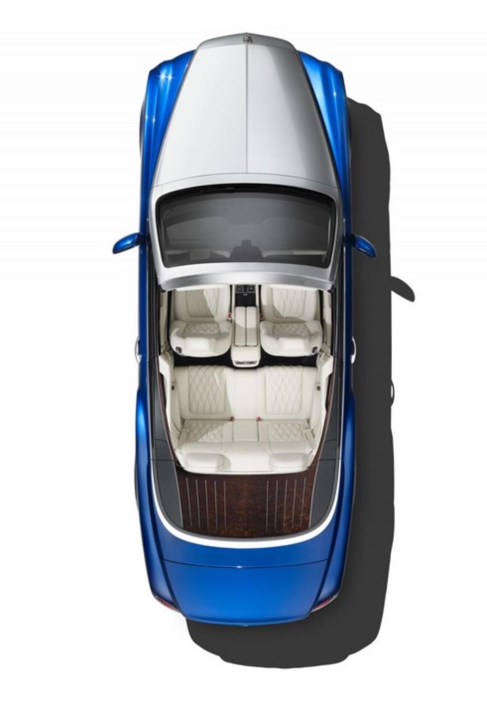 Bentley Grand Convertible Concept - Foto 6 di 11