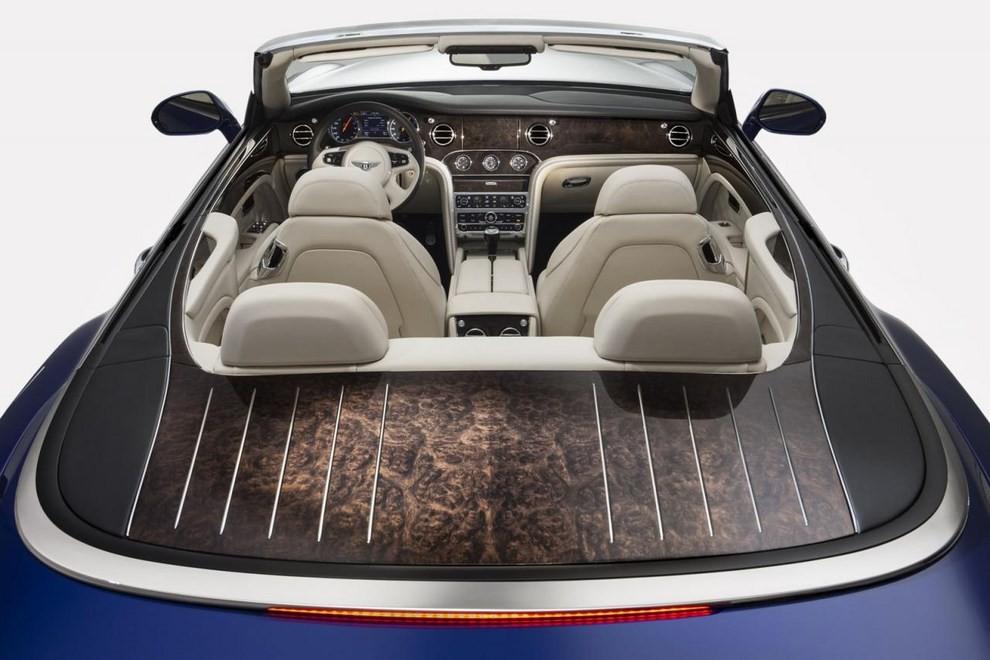 Bentley Grand Convertible Concept - Foto 8 di 11