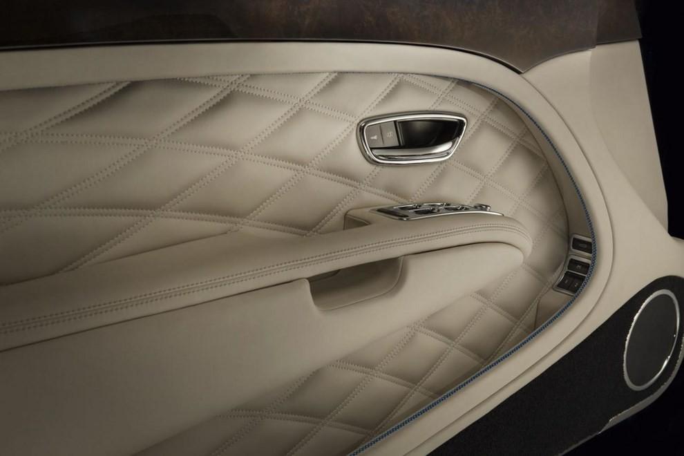 Bentley Grand Convertible Concept - Foto 9 di 11