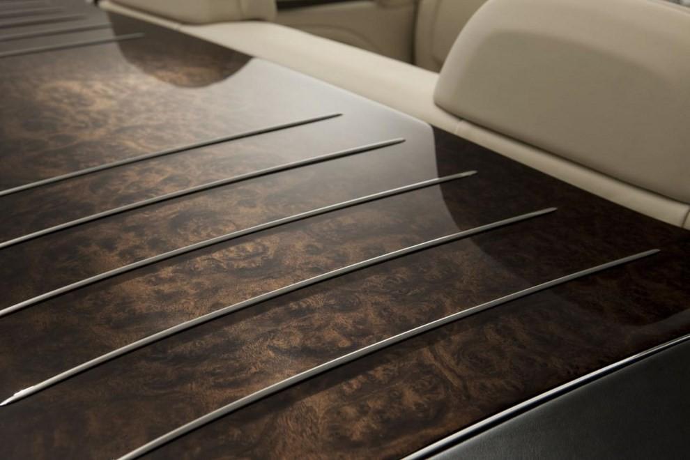 Bentley Grand Convertible Concept - Foto 10 di 11