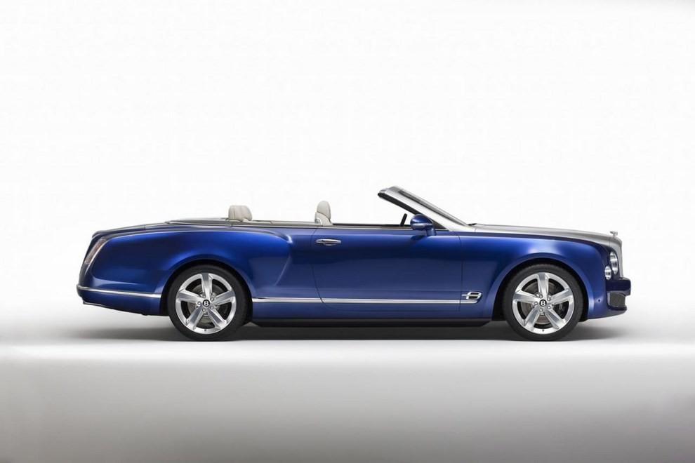 Bentley Grand Convertible Concept - Foto 11 di 11