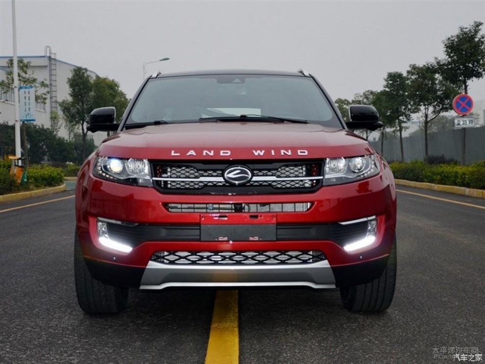 La Copia Cinese Della Range Rover Evoque In Vendita Ad Un Terzo Dell Originale Infomotori
