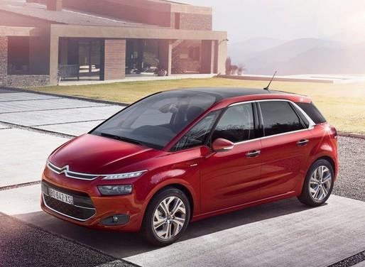 Citroën C4 Picasso leader dei monovolume in Europa