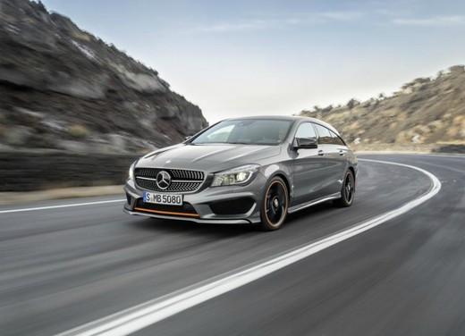 Mercedes CLA Shooting Brake listino prezzi da 31.390 euro