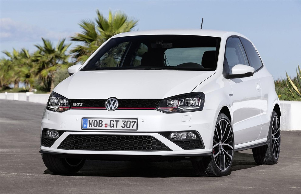 nuova volkswagen polo gti dati ufficiali e prestazioni infomotori. Black Bedroom Furniture Sets. Home Design Ideas