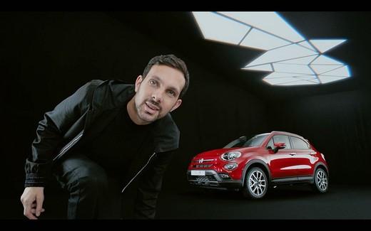 L'illusionista Dynamo testimonial della nuova Fiat 500X