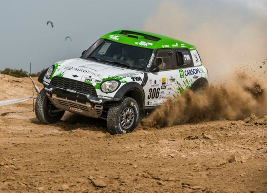 Pharaons International Cross Country Rally 2015