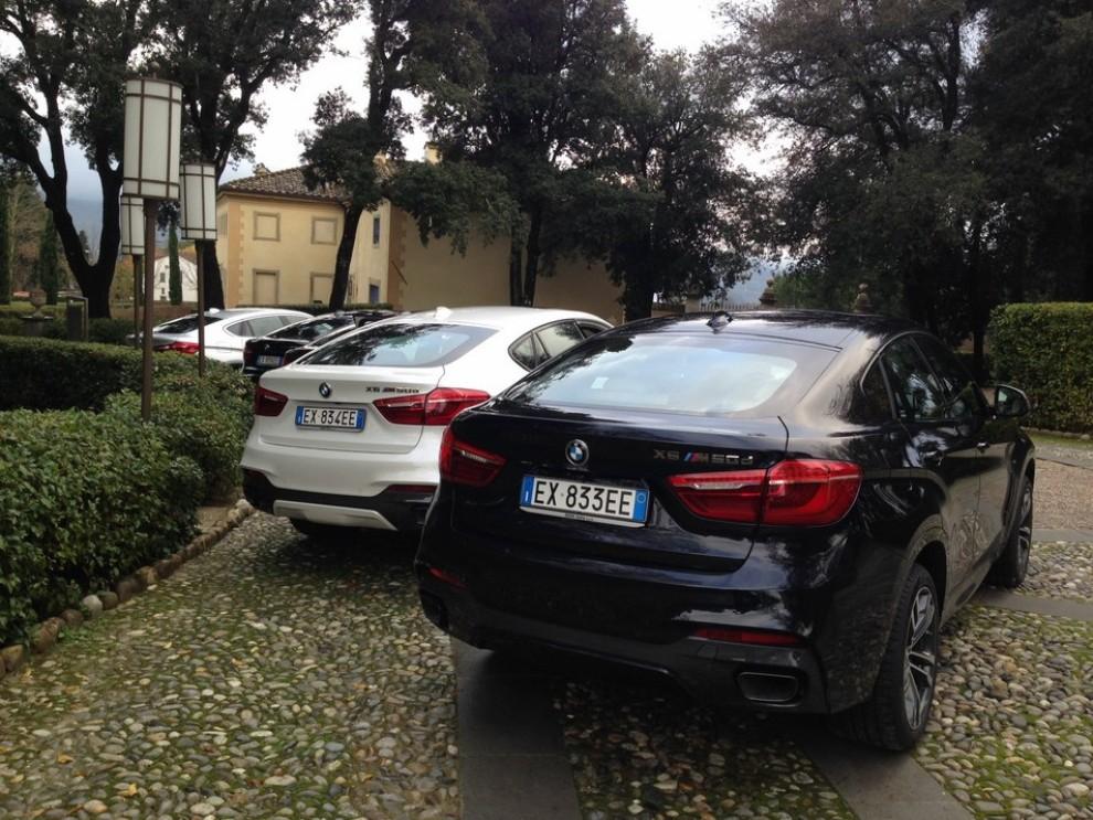 Nuova BMW X6 prova su strada, motorizzazioni e prezzi da 70.890 euro - Foto 1 di 25