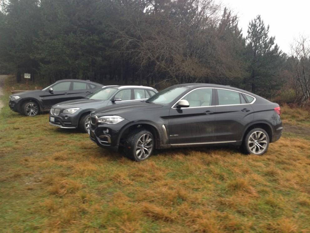 Nuova BMW X6 prova su strada, motorizzazioni e prezzi da 70.890 euro - Foto 20 di 25