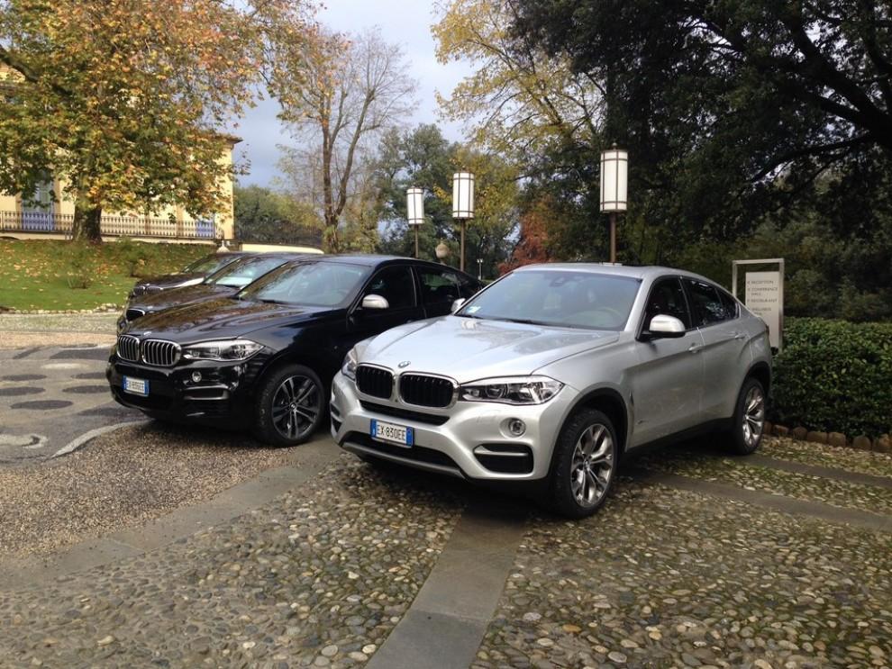 Nuova BMW X6 prova su strada, motorizzazioni e prezzi da 70.890 euro - Foto 23 di 25