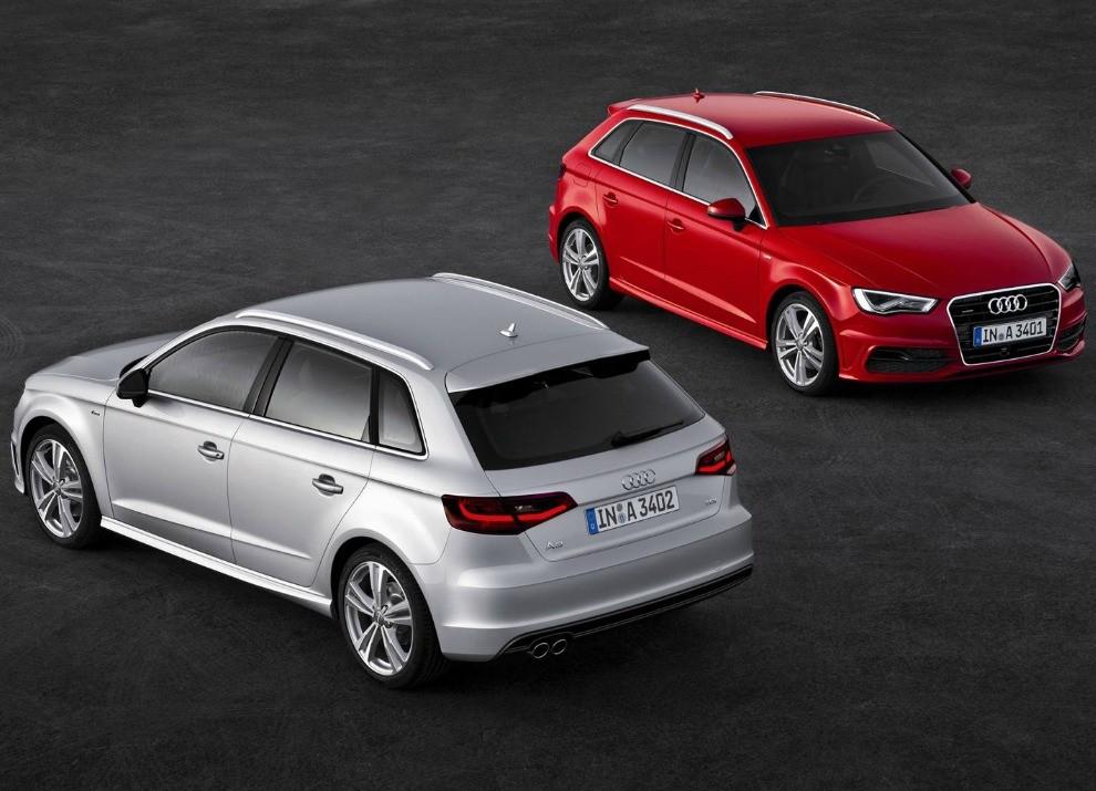 Audi A3 Sportback: le informazioni sulla gamma ed i prezzi - Foto 1 di 5