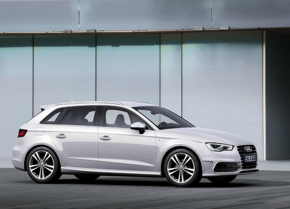 Audi A3 Sportback: le informazioni sulla gamma ed i prezzi - Foto 2 di 5