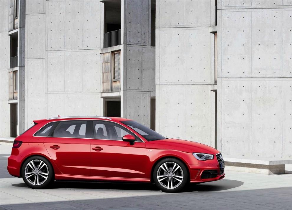 Audi A3 Sportback: le informazioni sulla gamma ed i prezzi - Foto 4 di 5