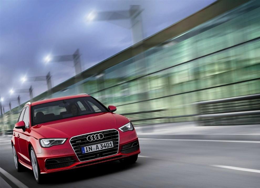 Audi A3 Sportback: le informazioni sulla gamma ed i prezzi - Foto 5 di 5