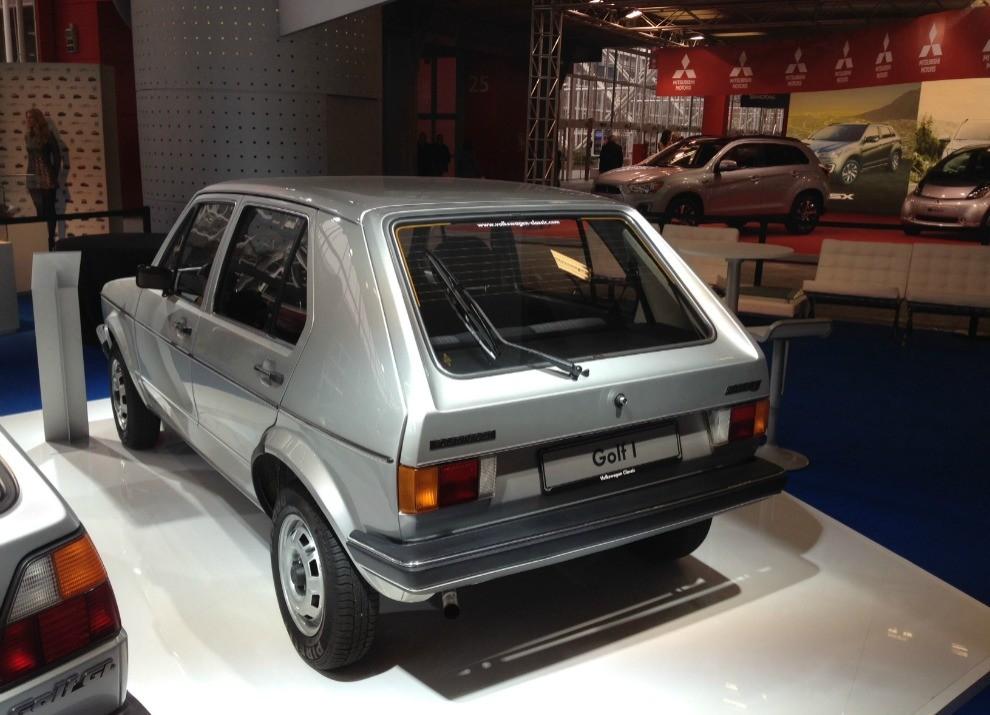 Volkswagen Golf l'evoluzione al Motor Show di Bologna 2014 in un'ampia gallery - Foto 3 di 13