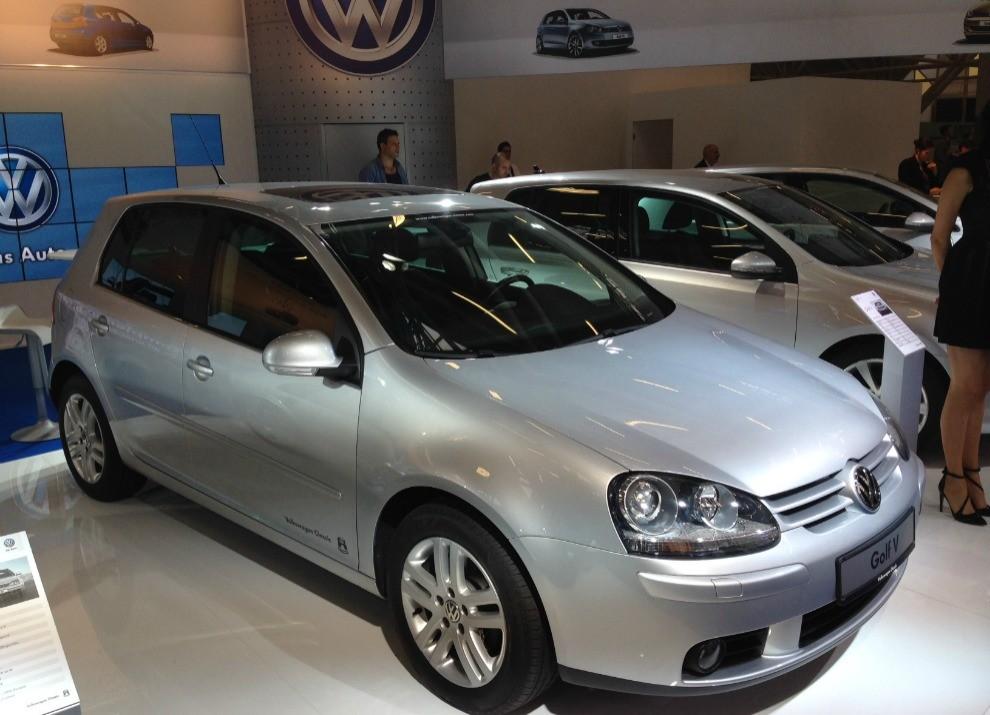 Volkswagen Golf l'evoluzione al Motor Show di Bologna 2014 in un'ampia gallery - Foto 6 di 13