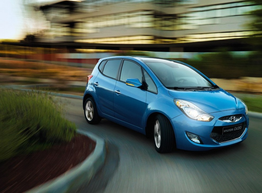 Nuova Hyundai ix20 il listino prezzi parte da 15.350 euro - Foto 1 di 5