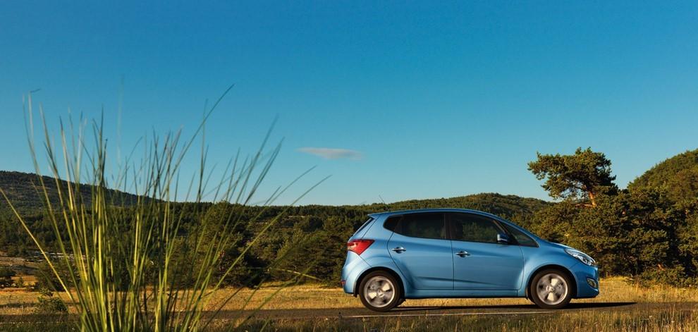 Nuova Hyundai ix20 il listino prezzi parte da 15.350 euro - Foto 2 di 5