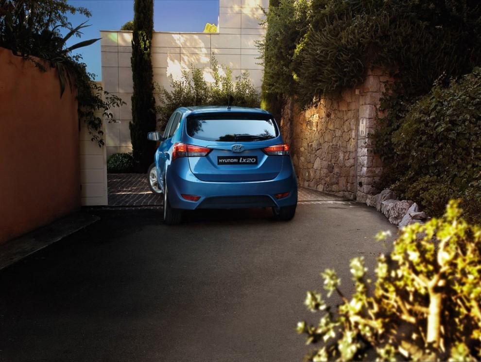 Nuova Hyundai ix20 il listino prezzi parte da 15.350 euro - Foto 3 di 5