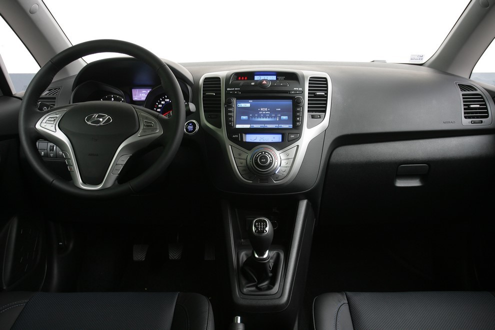 Nuova Hyundai ix20 il listino prezzi parte da 15.350 euro - Foto 5 di 5