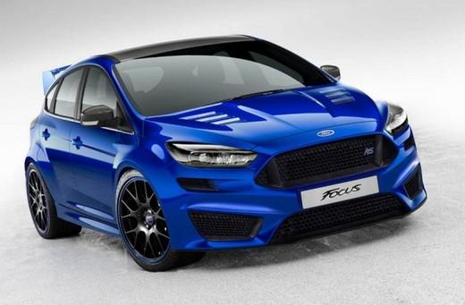 Ford ad alte prestazioni: si parte con la Focus RS
