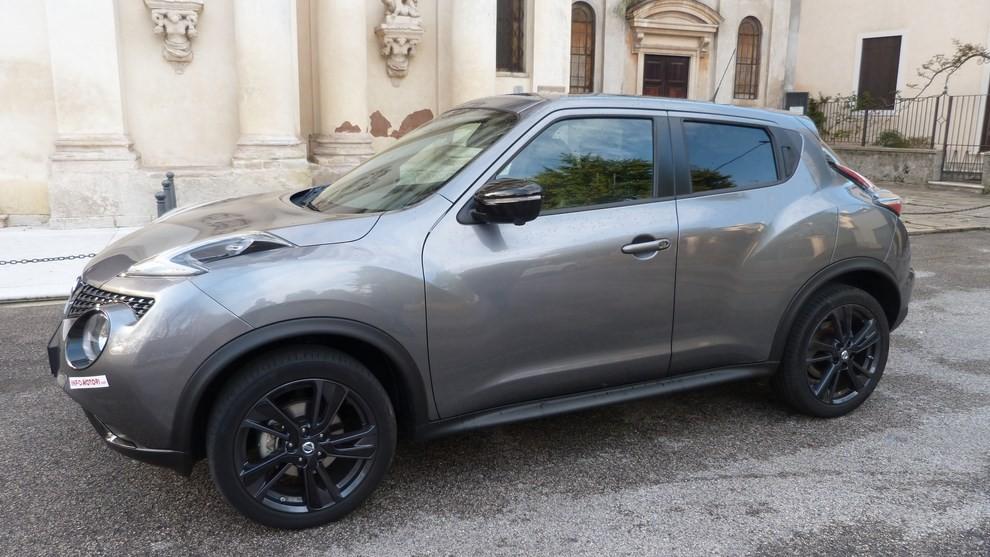 Nuova Nissan Juke 1.5 DCI 2WD Tekna prova su strada e prezzi - Foto 11 di 20