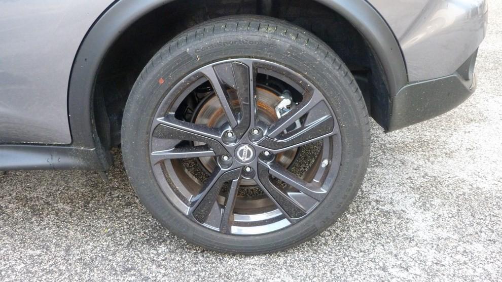 Nuova Nissan Juke 1.5 DCI 2WD Tekna prova su strada e prezzi - Foto 16 di 20
