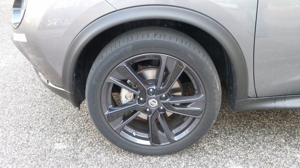 Nuova Nissan Juke 1.5 DCI 2WD Tekna prova su strada e prezzi - Foto 5 di 20