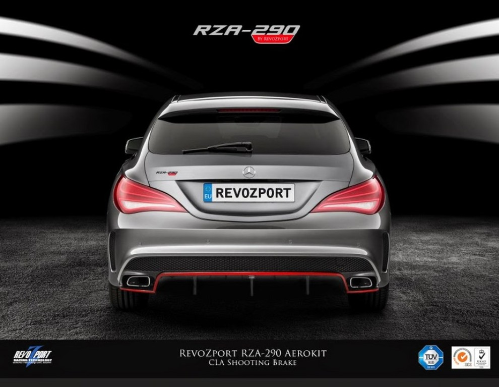 Mercedes CLA 45 AMG Shooting Brake by RevoZport - Foto 6 di 6