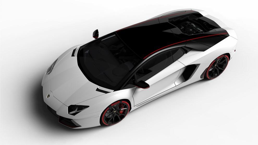 Lamborghini Aventador LP 700-4 Pirelli Edition - Foto 1 di 4