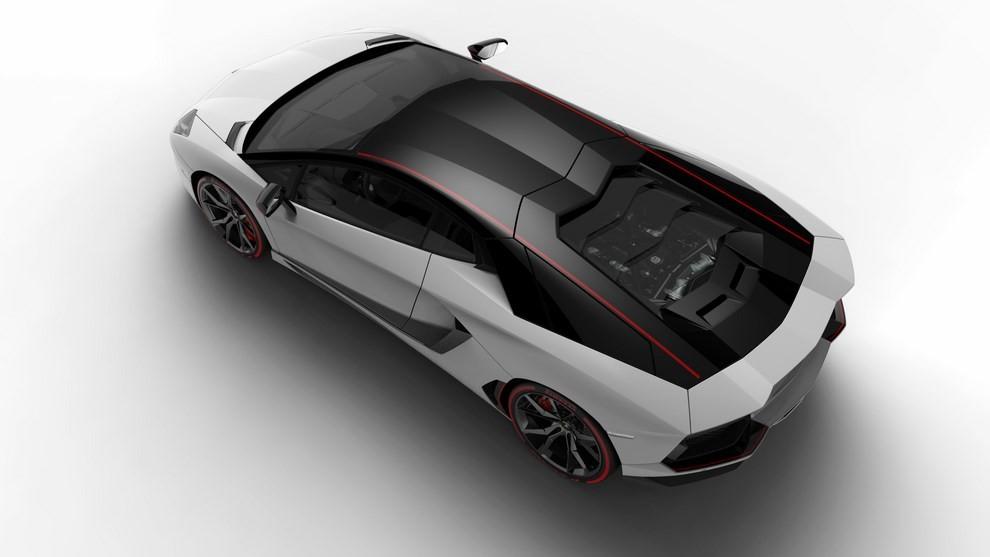 Lamborghini Aventador LP 700-4 Pirelli Edition - Foto 3 di 4