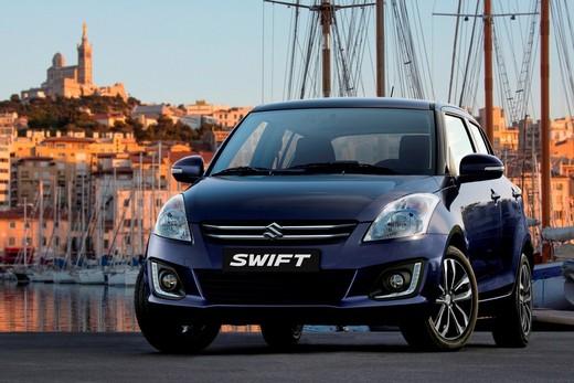 Suzuki Swift Posh Edition edizione limitata a 100 esemplari
