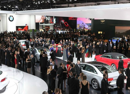 Salone dell'Auto di Detroit 2015