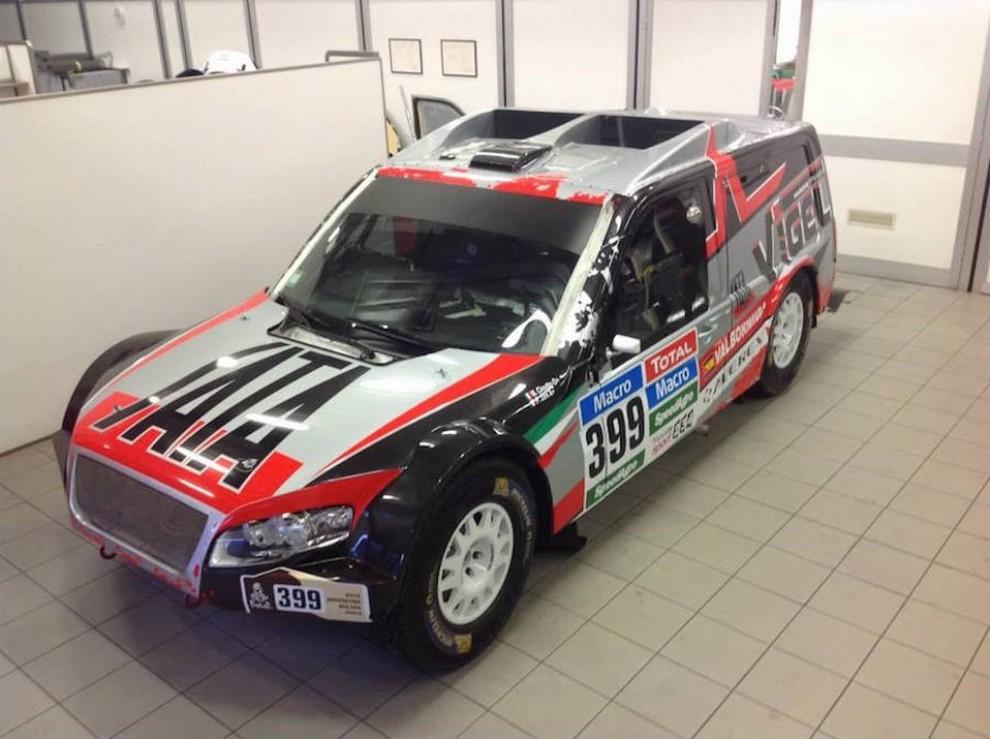 Auto Dakar 2015: le auto dei team principali - Foto 1 di 42
