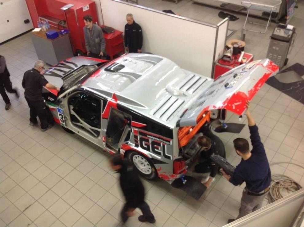 Auto Dakar 2015: le auto dei team principali - Foto 3 di 42