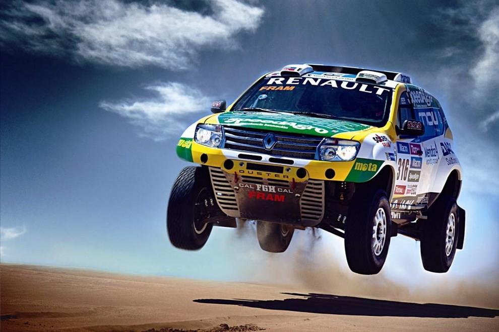 Auto Dakar 2015: le auto dei team principali - Foto 4 di 42
