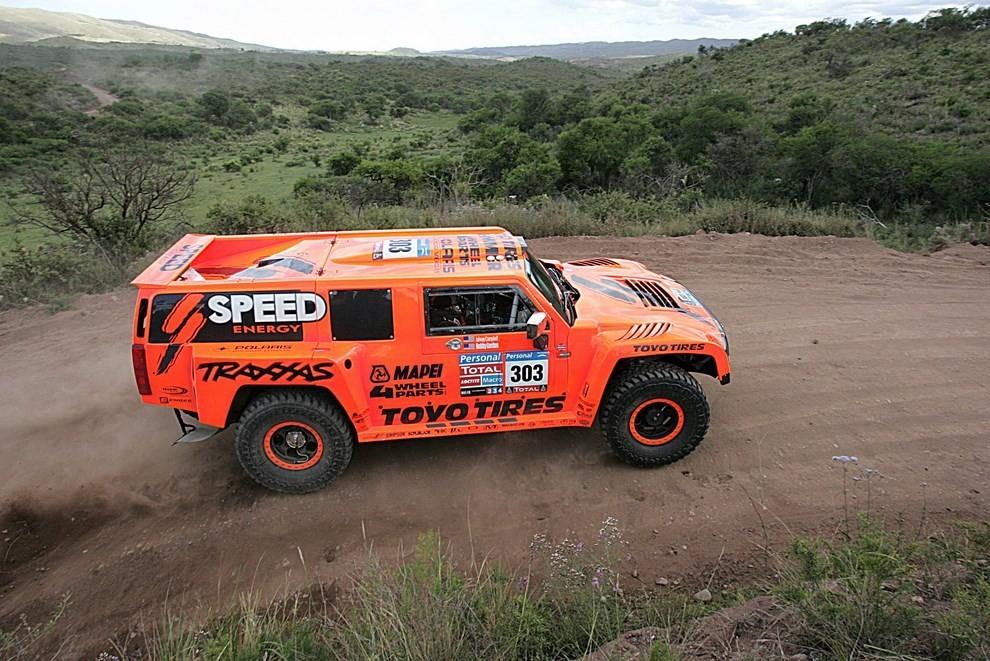 Auto Dakar 2015: le auto dei team principali - Foto 7 di 42