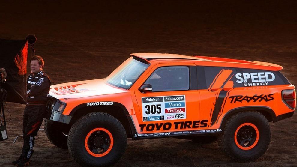Auto Dakar 2015: le auto dei team principali - Foto 8 di 42