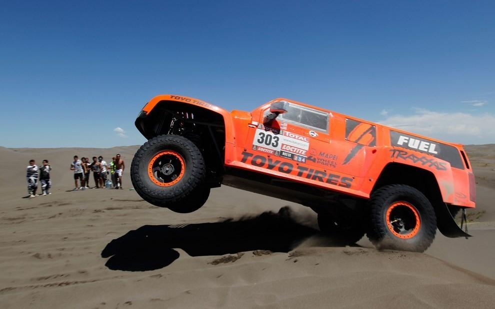 Auto Dakar 2015: le auto dei team principali - Foto 9 di 42