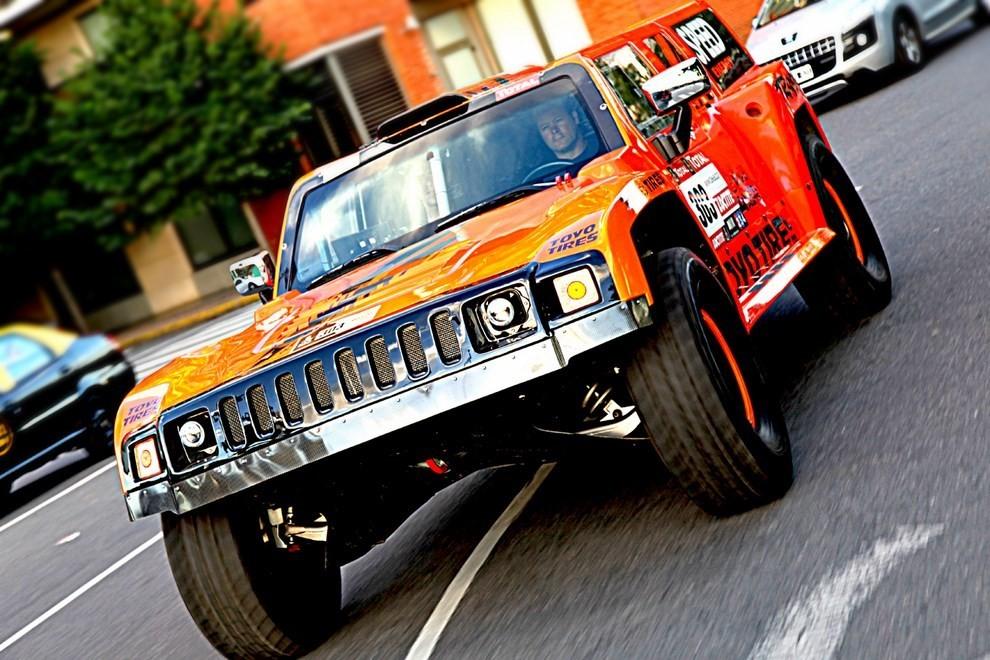 Auto Dakar 2015: le auto dei team principali - Foto 11 di 42