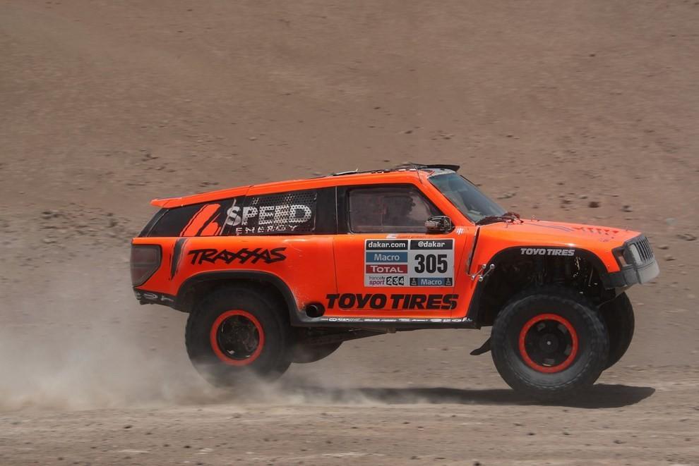 Auto Dakar 2015: le auto dei team principali - Foto 12 di 42